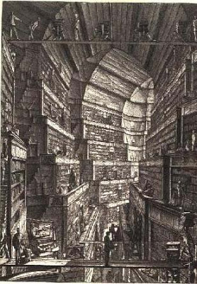 Image result for borges library of babel